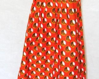 robe africaine a dentelles