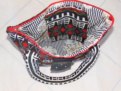 african fabric bag for women