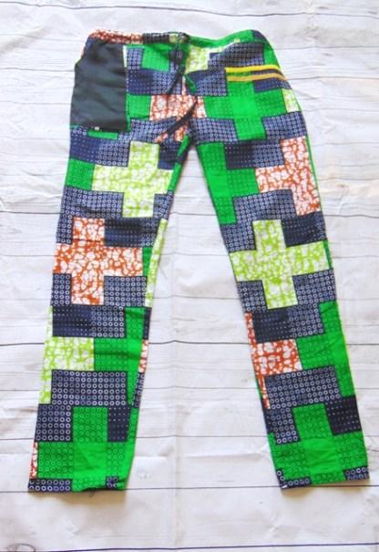 african pants man