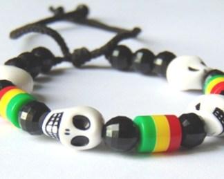 african Skull Jewellery