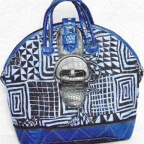 african city bag