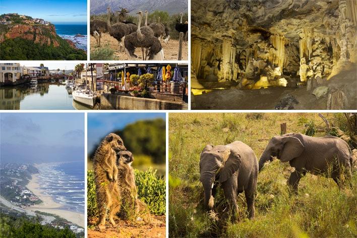 Africa Elite Travel ─ Garden Route