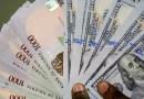Nigerian Naira depreciates to 411 to a Dollar