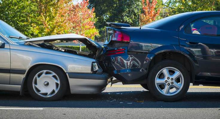 how to handle motor vehicle accidents