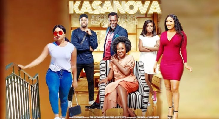 Kasanova Nollywood movie