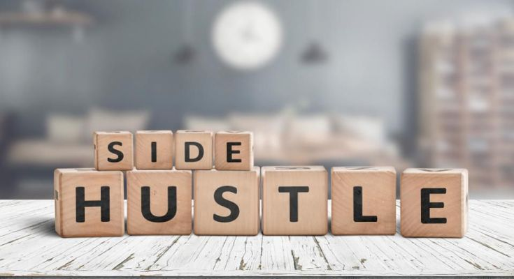 side hustle to start with little or no capital