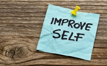How To Improve Yourself