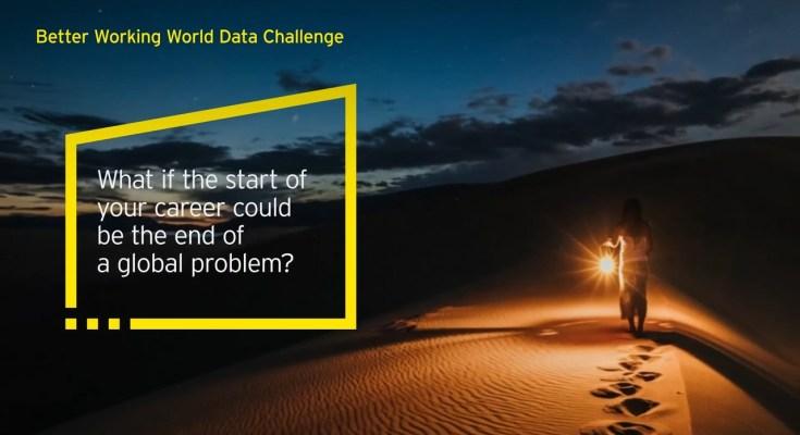 EY Better Working World Data Challenge