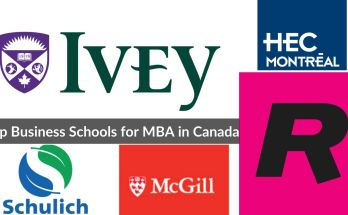Top Business Schools in Canada