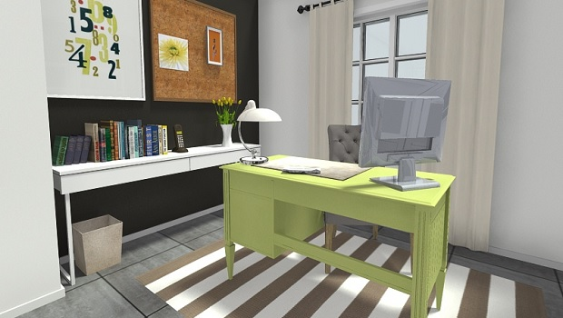 Home Office Layout and Design Ideas