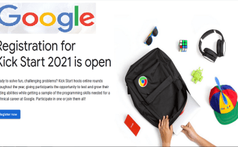 Google Kick Start 2021 Online Coding Contest