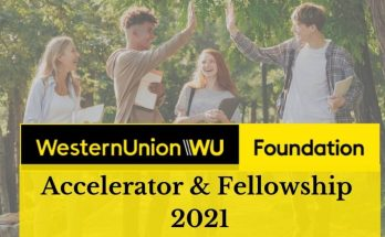 Western Union Foundation Accelerator and Fellowship