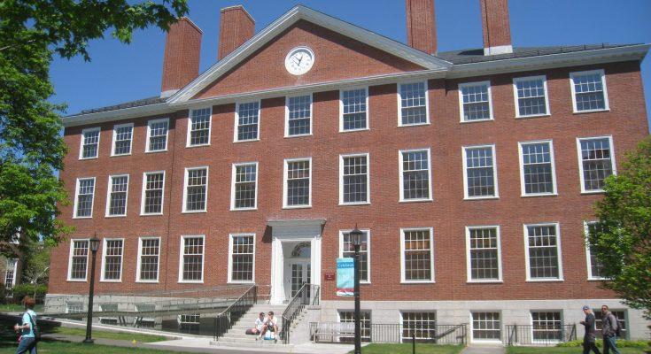 Harvard University Radcliff Fellowship