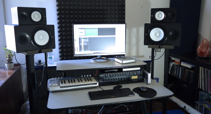 How to Set Up a Studio in Your Home