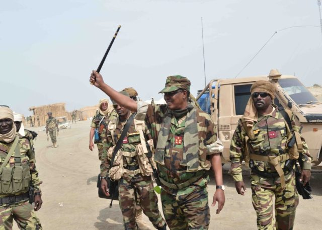 Chad's President Idriss Déby claims 'victory over Boko Haram ...
