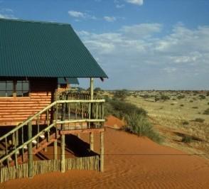 Bagatelle Kalahari Game Lodge