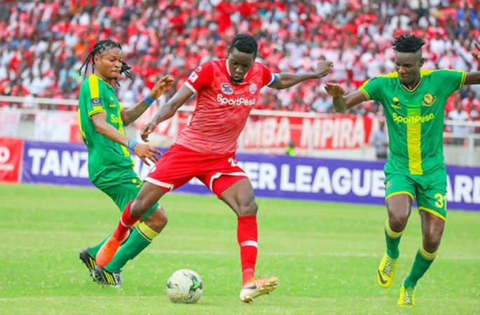 Simba SC et Young Africans
