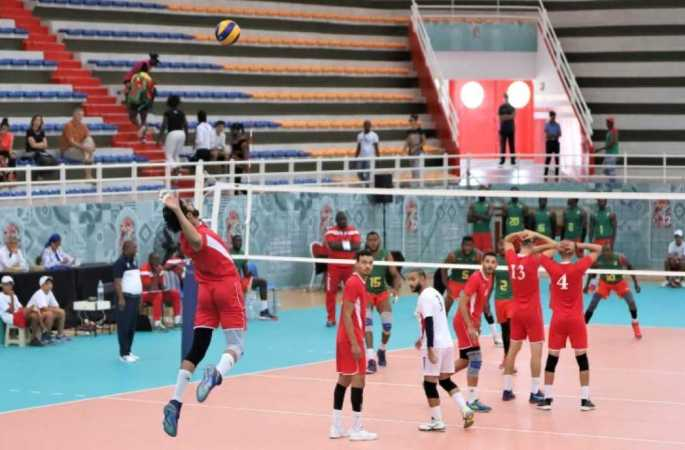 Volleyball – Men's African Championship: Morocco in search of its first final
