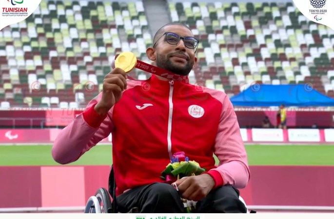Paralympic Video games 2020 – Tunisia: Gold for Walid Ktila and Silver for Nourhène Haj Salem