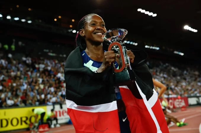Diamond League: Kipyegon beats Sifan Hassan to prevail 1,500 meters in Zurich