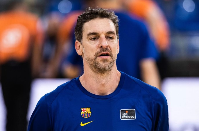 Basketball: legend Pau Gasol places an finish to his profession