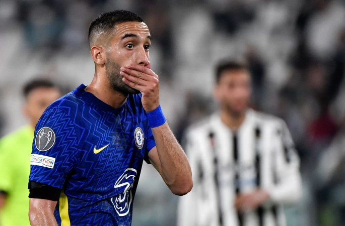 Chelsea: Hakim Ziyech is absent from Brentford this Saturday