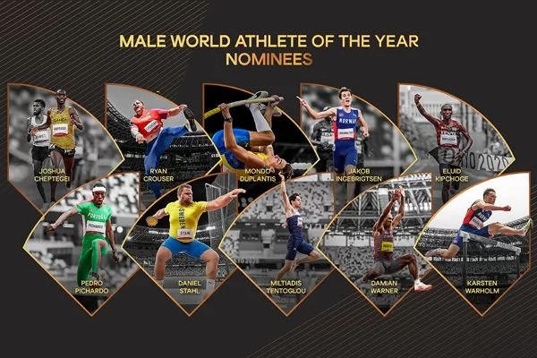 Athletics: Top 10 Male Athlete of the Year Trophy Nominees