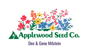 Applewood Seed Co. and Dee and Gene Milstein logo for Art & Soul