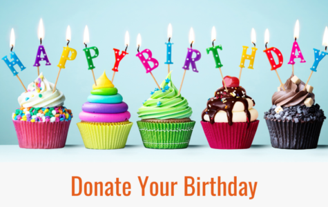 birthday donate