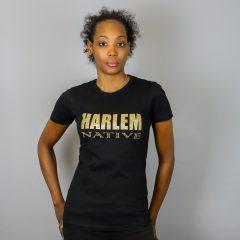 Harlem Native short sleeve t-shirt – Women