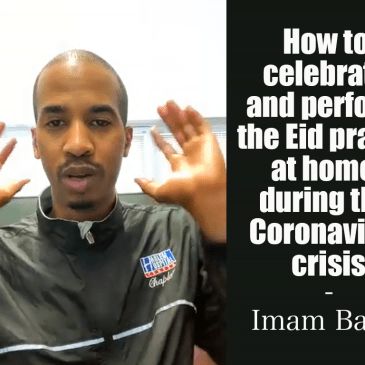 cover How to celebrate and perform the Eid prayer at home