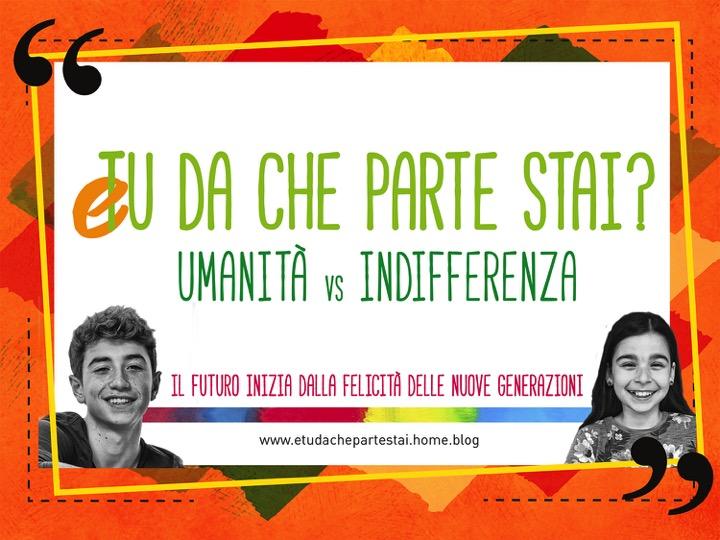 """Laboratorio"""" Scopriamo l'Africa"""" all'evento del 5 maggio a Milano: """"E tu da che parte stai?"""""""