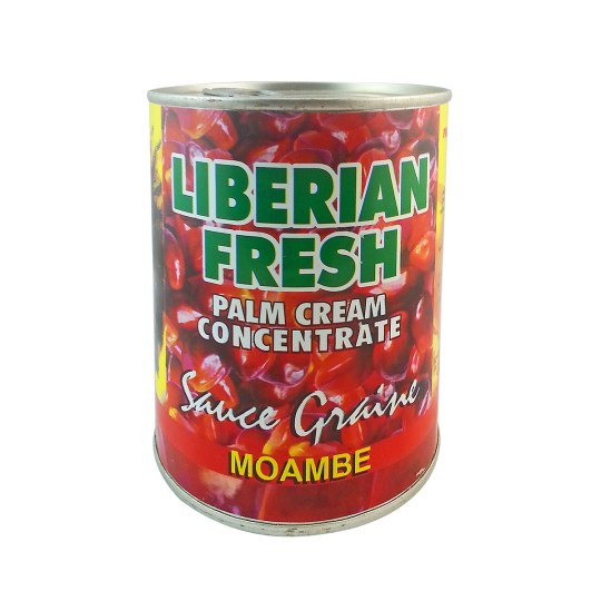 Liberia Fresh Palm Cream