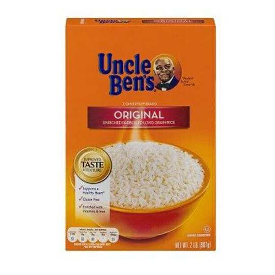 Uncle Ben Rice