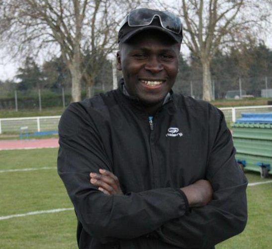 Franck Matamba: Live your dream (Athlete/Coach, Gabon)