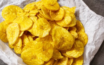 Plantain Crisps or Chips