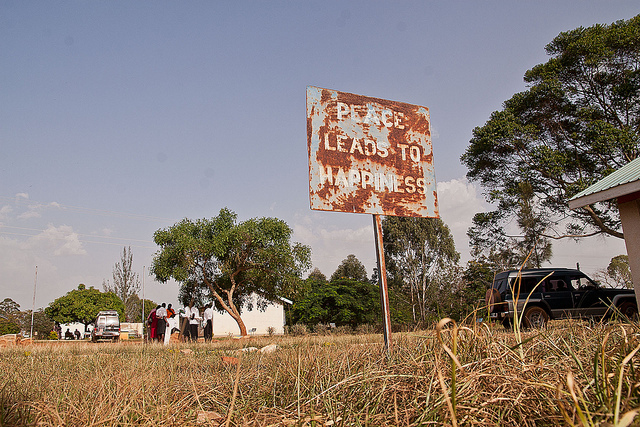 The Lord's Resistance Army terrorised northern Uganda for several years. Credit: Martin Bekkelund.