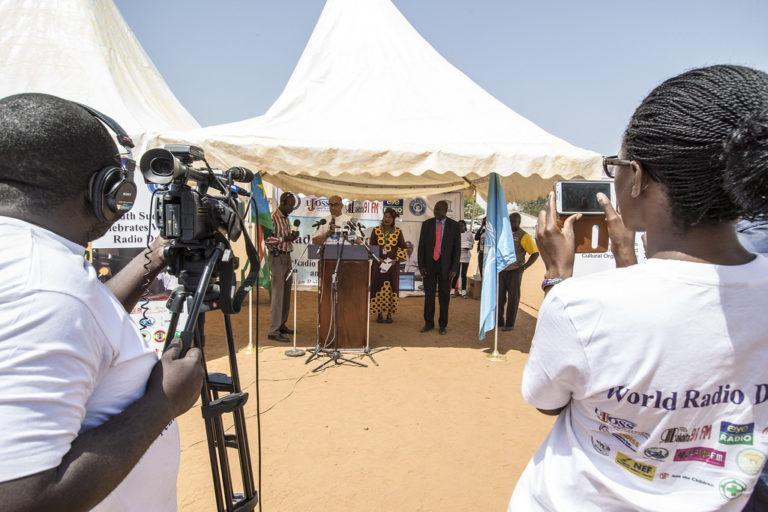 South Sudan press freedom