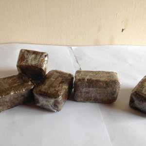 African black soap bar 200g