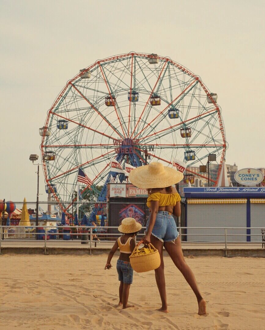 Coney Island Beach: Coney Island Beach Is Packed Visit These NYC Beaches