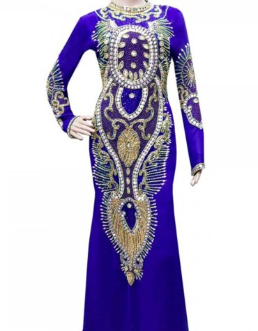 African Attire Women Design Party Wear Gorgeous Abaya
