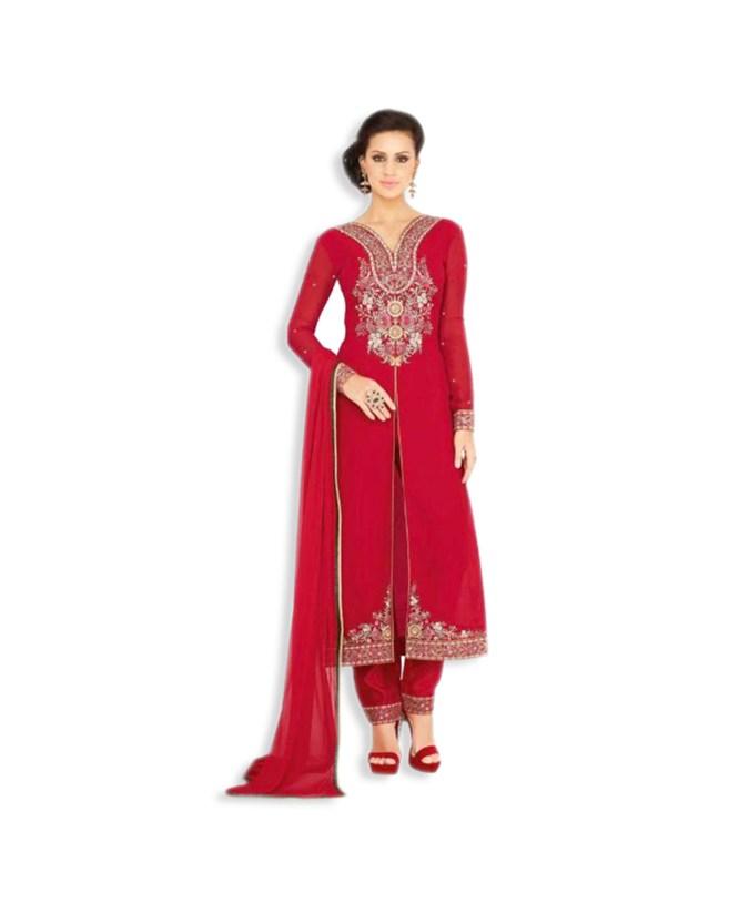 African Elegant Bridesmaid Embroidery Anarkali Suit Dubai Dress
