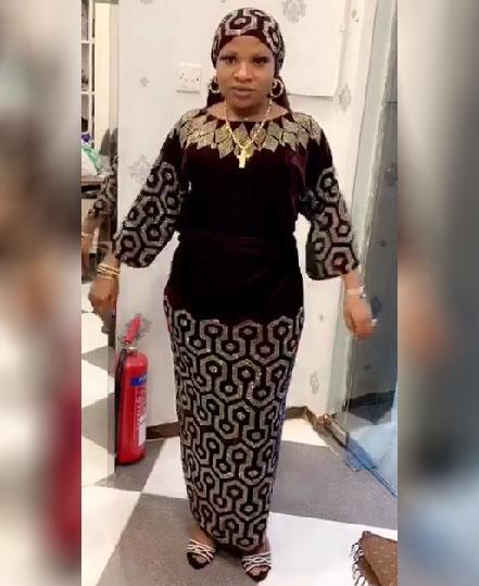 African Attire Designer Rhinestone Velvet Kaftan Dresses Party Wear for Women