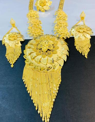 Unique Designer Trendy Necklace For Party Or Traditional Wear African Jewelry For Women