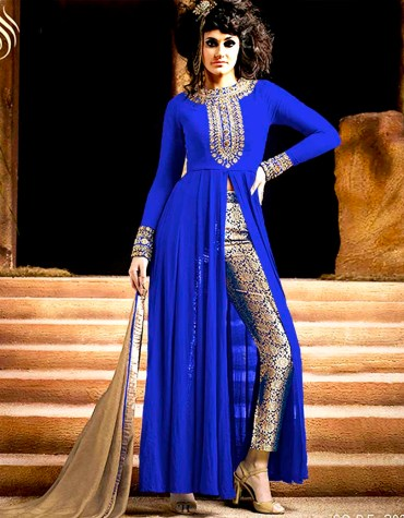 Elegant Bridesmaid Embroidery Anarkali Suit Dubai Royal Design Dress