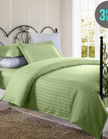 Regal 220 TC Cotton King Size Bedsheet with 2 Pillow Covers, bedsheet