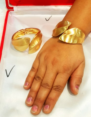 New Arrived Latest and Trendy African Designer Bangles Set for Daily Wear