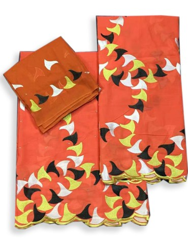 New Classic Collection Swiss Voile 3 Piece Embroidered Dress Material For Women