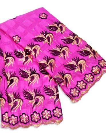 Floral Super Swiss Voile Designer Cotton Piece Dubai Premium Embroidery Dress Material
