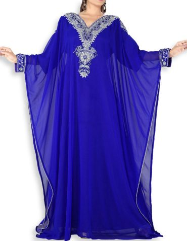 African Eid Collection Farasha Jalabiya Long Chiffon Abaya Dubai Kaftan For Women